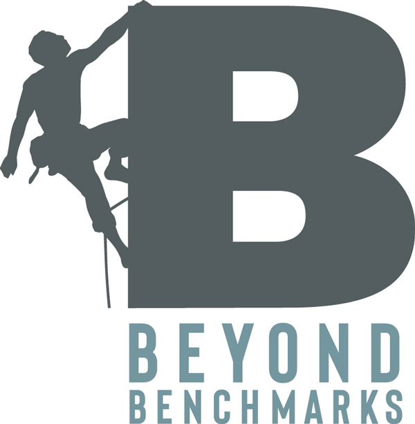 Beyond Benchmarks Logo Square